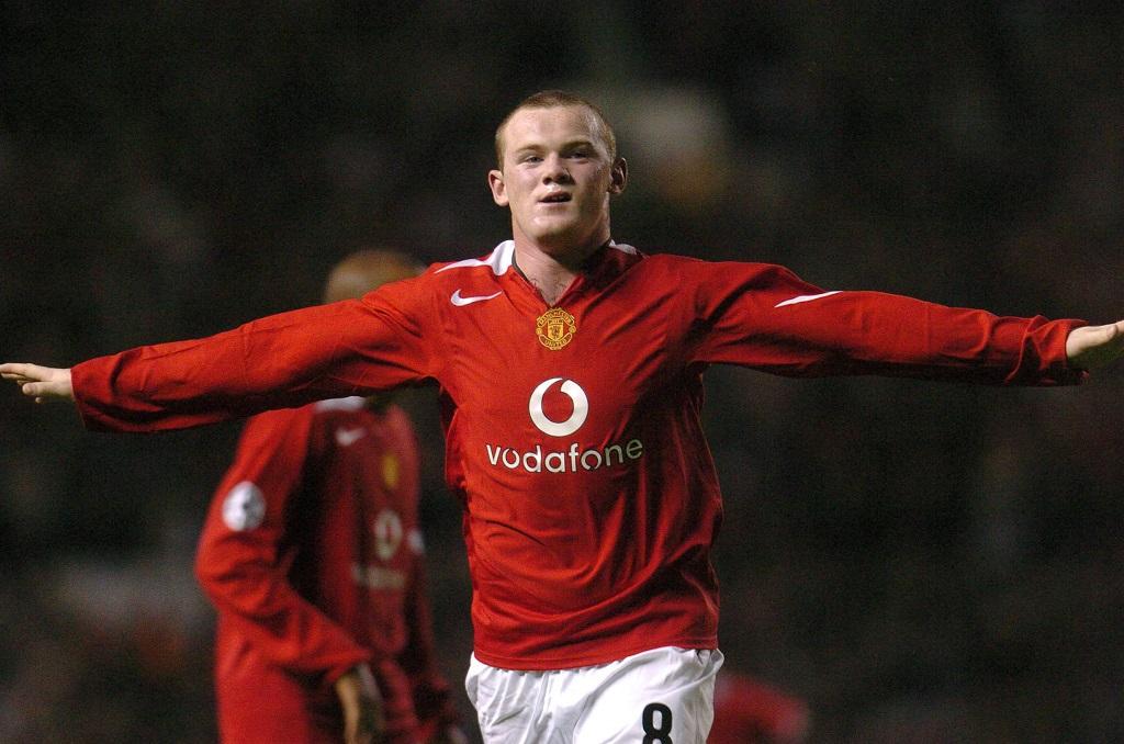 Wayne Rooney (AFP PHOTO / PAUL BARKER)