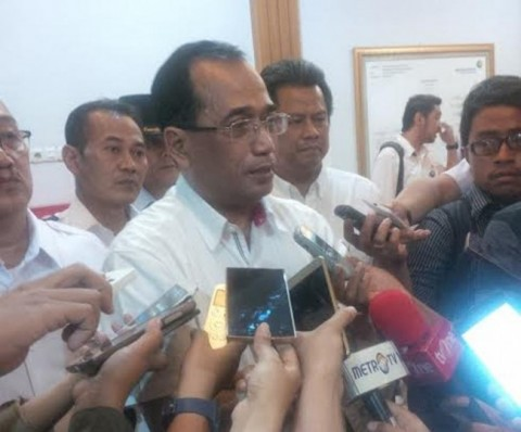 Menteri Perhubungan (Menhub) Budi Karya Sumadi--Medcom.id/Dian Ihsan Siregar