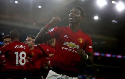 Ungkapan Terima Kasih Pogba kepada Mourinho