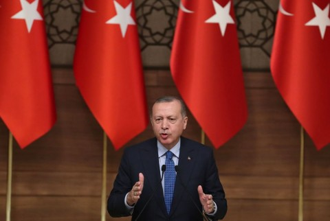 Turki Mulai Kirim Militer ke Suriah Utara