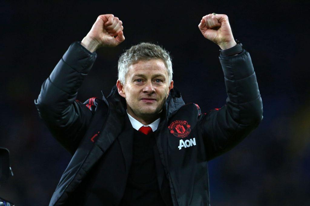 Ole Gunnar Solskjaer akan memberi saran soal pemain yang dibutuhkannya kepada Manchester United (AFP/Geoff Caddick)