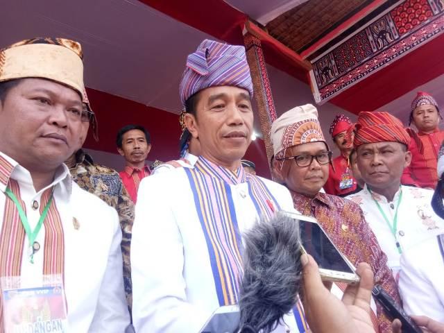 Presiden Jokowi--Medcom.id/Achmad Zulfikar Fazli.