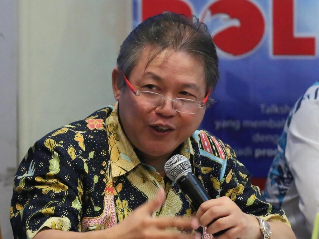 Ketua DPP PDI Perjuangan Hendrawan Supratikno. Foto: MI/Ramdani.