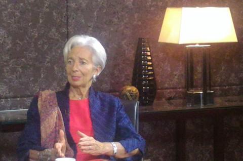 Bos IMF Ucapkan Belasungkawa ke Korban Tsunami Banten