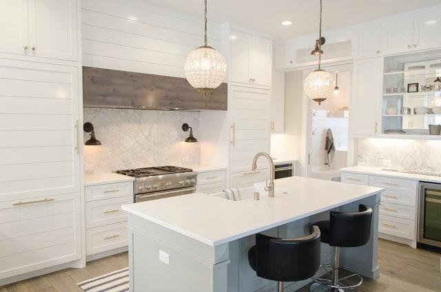 Berikut empat bentuk kepribadian yang digambarkan sesuai dengan desain dapur yang Anda pilih. (Foto: Aaron Huber/Unsplash.com)