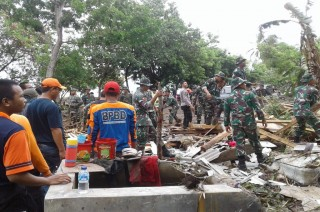 Death Toll from Sunda Strait Tsunami Reaches 281