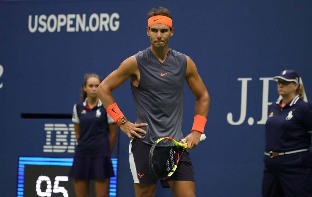 Rafael Nadal (TIMOTHY A. CLARY / AFP)