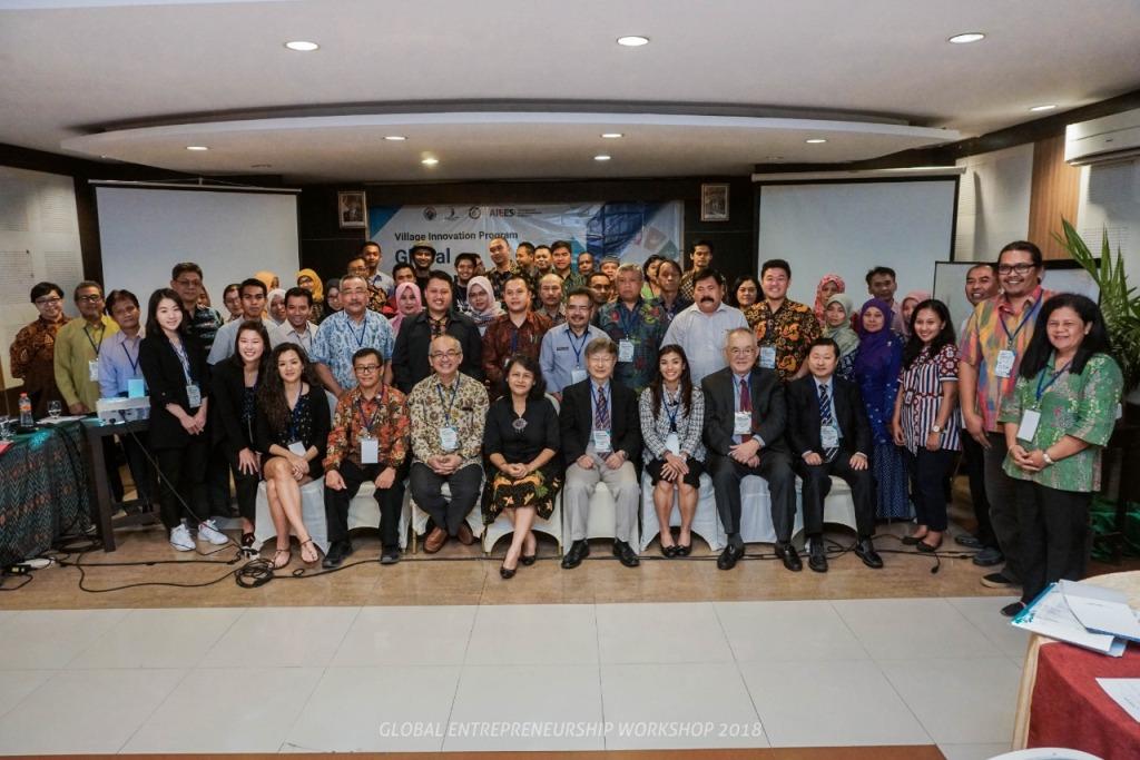 Universitas Kristen Duta Wacana menyelenggarakan workshop kewirausahaan untuk mendukung Program Inovasi Desa (PID), UKDW/Humas.