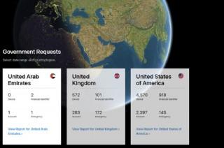 Apple Lebih Transparan Soal Permintaan Pemerintah