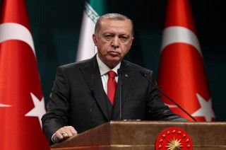 Trump Sebut Erdogan Akan Habisi ISIS di Suriah