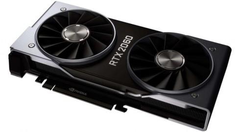 NVIDIA GeForce RTX 2060 Rilis Januari 2019?