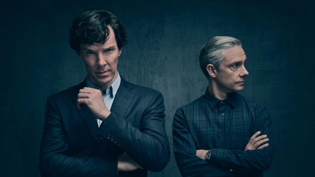 Serial Sherlock Holmes (Foto: netflix)