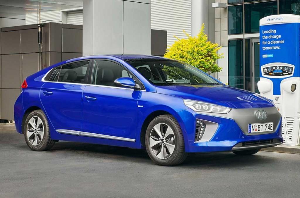 Mungkinkan mobil listrik Hyundai Ioniq ini bakal diproduksi di Indonesia? WhichCar