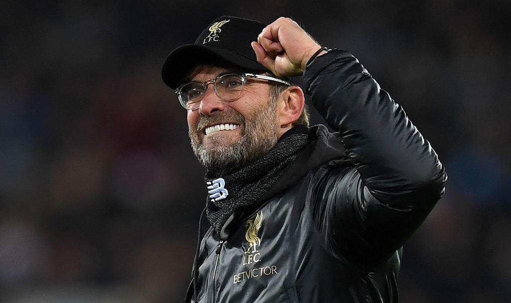 Jurgen Klopp tidak menutup kemungkinan Liverpool mendatangkan pemain baru (AFP/Paul Ellis)