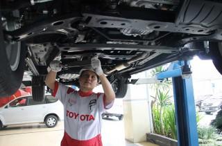 Industri Otomotif Tanggap Bencana Alam