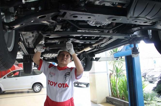 Respon APM terhadap bencana alam di Indonesia mulai cepat. Auto2000