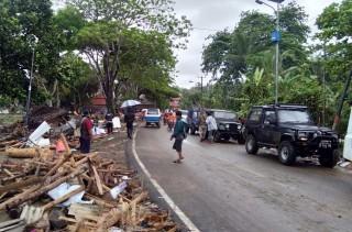 Tim Reaksi Cepat IOF Rescue, Sigap Bantu Banten dan Bali