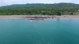 Pantai Lokasi Selatan Sukabumi Aman untuk Turis