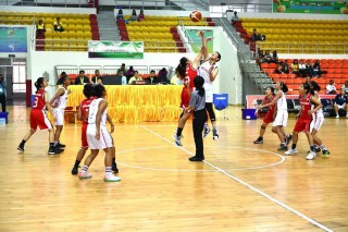 Srikandi Cup Bawa Andil Prestasi Tim Basket Putri Indonesia