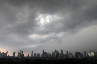 Jakarta Diprediksi Berawan di Hari Natal