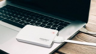 Kingmax Pasang SSD Seukuran Ponsel