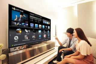 Samsung Boyong Google Assistant ke Smart TV Tahun Depan?