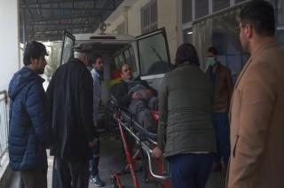 Gedung Pemerintah Afghanistan Diserang, 28 Orang Tewas