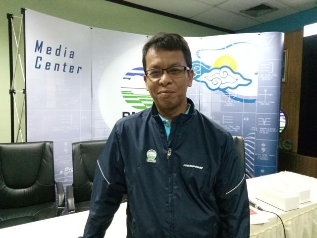 Kepala BMKG Dwikorita Karnawati--Medcom.id/Siti Yona Hukmana.