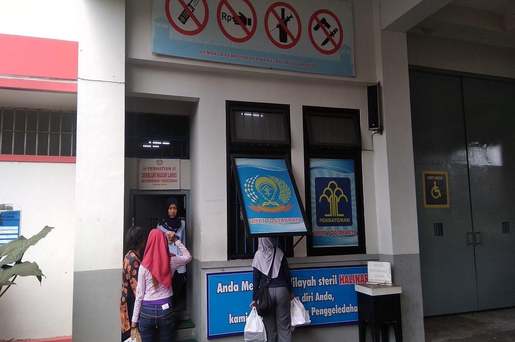 Suasana di Lapas perempuan Kelas IIA Wirogunan Yogyakarta, tempat terpidana mati kasus narkoba Mary Jane, ditahan, Selasa, 23 Oktober 2018, Medcom.id - Mustaqim