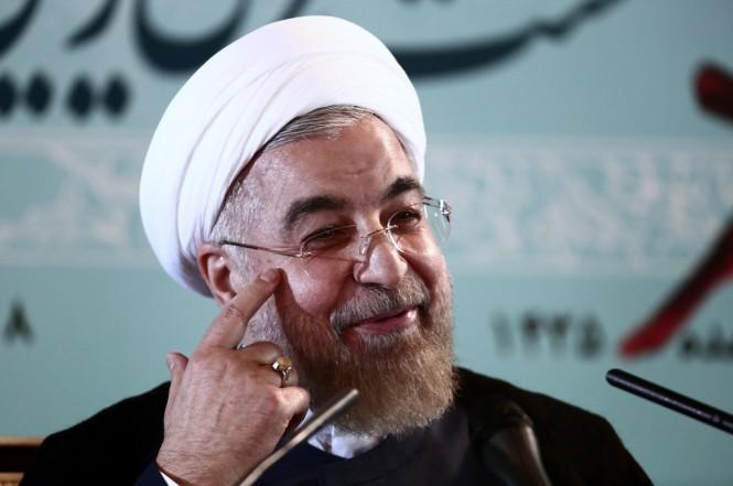 Presiden Iran Hassan Rouhani. (Foto: AFP)