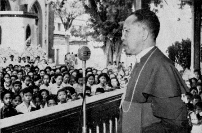 Mgr. Albertus Soegijapranata, SJ