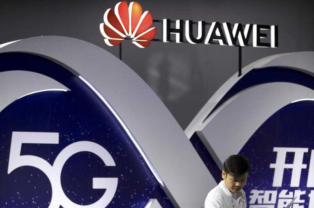 Huawei menjelaskan penggunaan jaringan 5G.