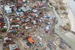 Indonesia Butuh Sistem Peringatan Dini Tsunami di Hulu