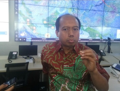 BNPB Sebut Ada 3 Bencana Langka di 2018