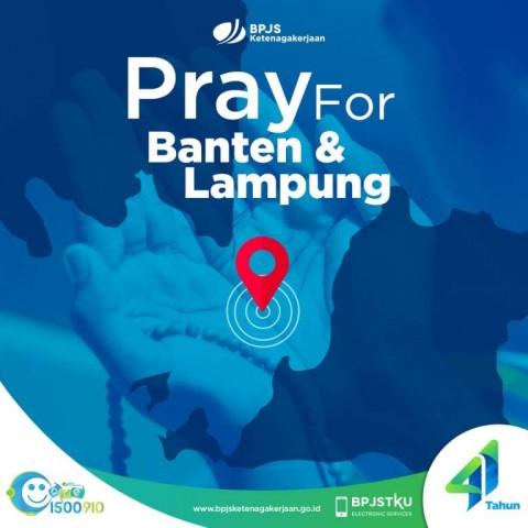 BPJS Ketenagakerjaan Siap Bayarkan Santunan Korban Tsunami Banten-Lampung