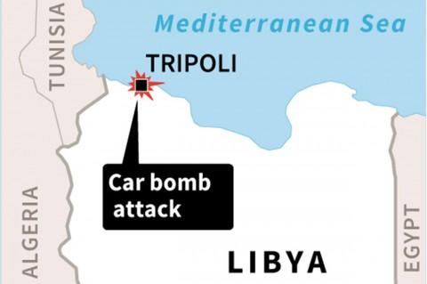 Kemenlu Libya Diserang, Tiga Orang Tewas