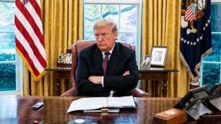 Trump: Tidak akan Terbuka Sampai Kita Memiliki Tembok
