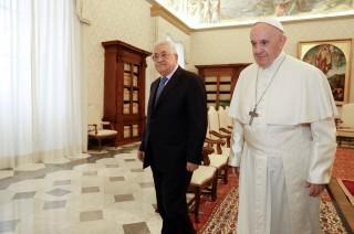 Paus Fransiskus Minta Palestina dan Israel Lanjutkan Dialog