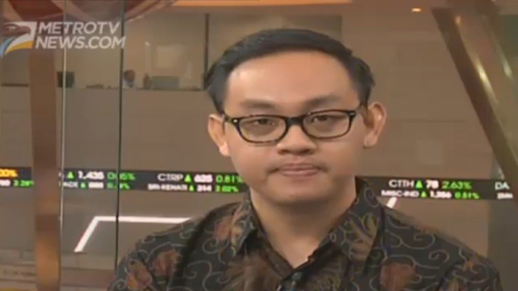 Ekonom Indef Bhima Yudhistira (Foto: Metro TV)