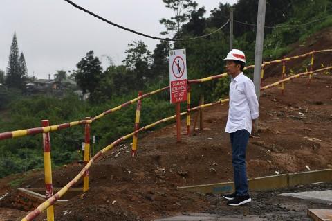 Pembangunan Bendungan Sukamahi dan Ciawi Ditargetkan Selesai 2019
