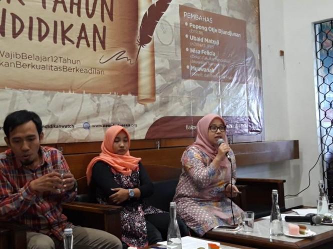 Dekan Fakultas Pendidikan Sampoerna University, Nisa Felicia, Medcom.id/Intan Yunelia.