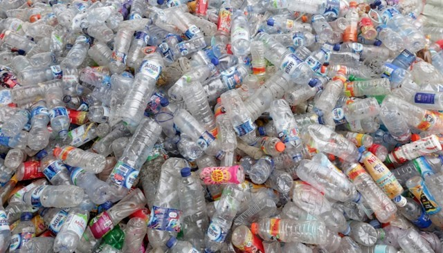 Ilustrasi sampah plastik/ANT/Irwansyah Putra