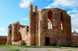 Carmelite, Gereja 'Korban' Pertikaian Yunani vs Turki