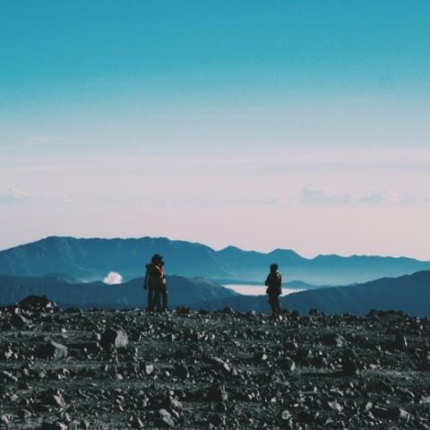 Awal Tahun, Pendakian Gunung Semeru Ditutup