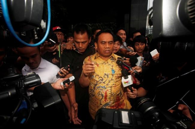 Jakarta regional secretary Saefullah (Photo:MI/Rommy Pujianto)