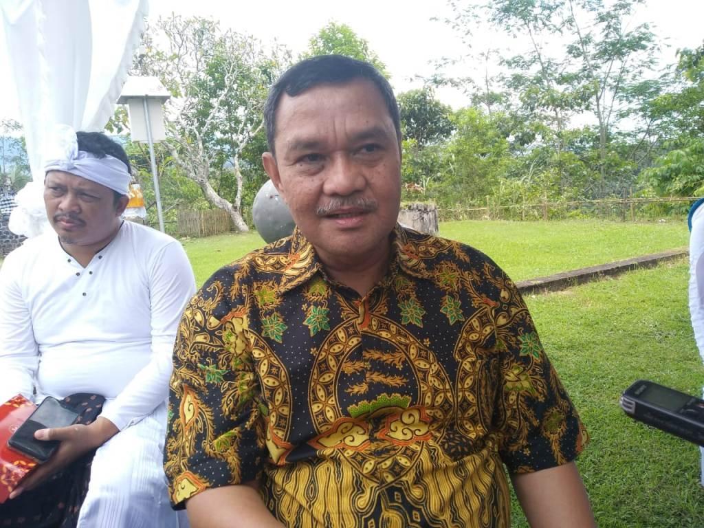 Kepala Badan Geologi Kementerian ESDM Rudy Suhendar. Foto: Medcom.id/Desi Angriani.