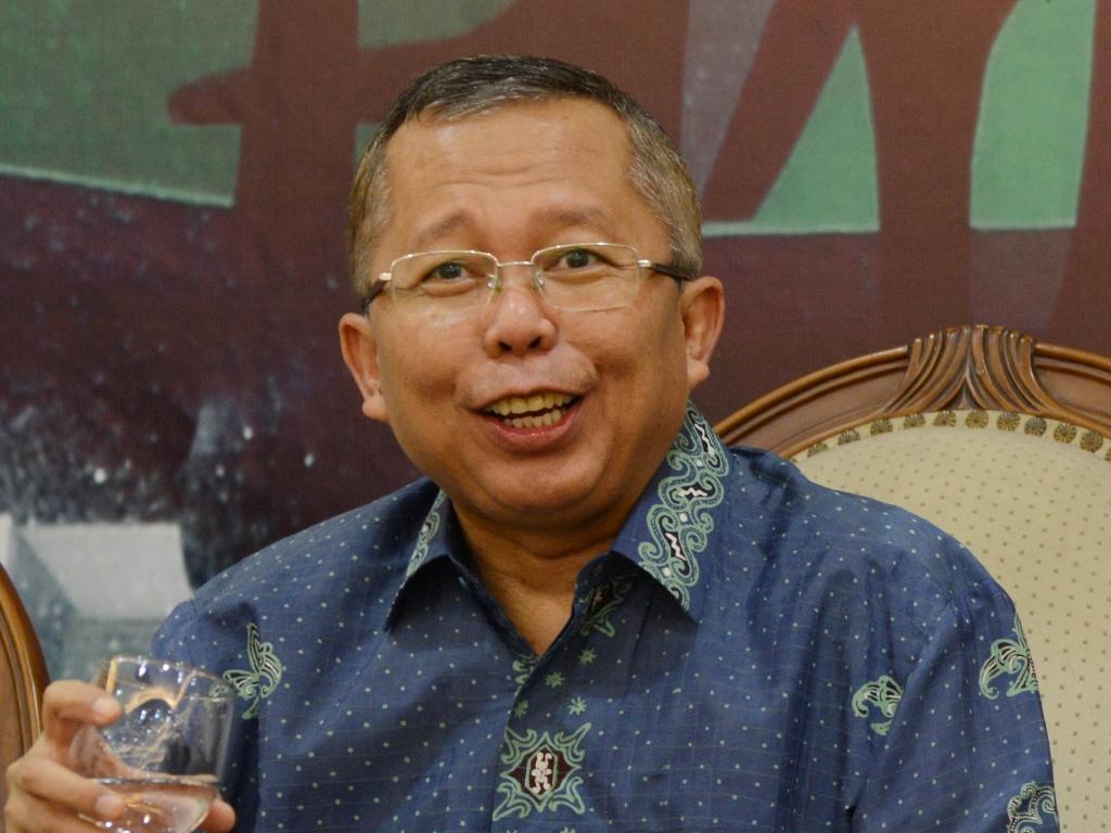 Wakil Ketua Tim Kampanye Nasional (TKN) Jokowi-Ma'ruf Amin, Arsul Sani meminta Ferdinand Hutahean menghentikan tudingan pencitraan kepada Presiden Jokowi. Foto: MI/Mohamad Irfan.