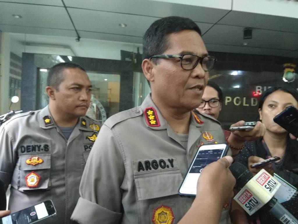Kabid Humas Polda Metro Jaya Kombes Argo Yuwono. Foto: MI/Haufan Hasyim Salengke.