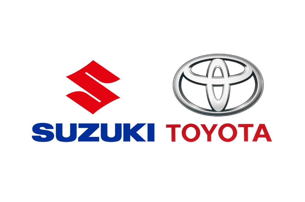 Suzuki dan Toyota sepakat bertukar model mobil di pasar India. Suzuki/Toyota