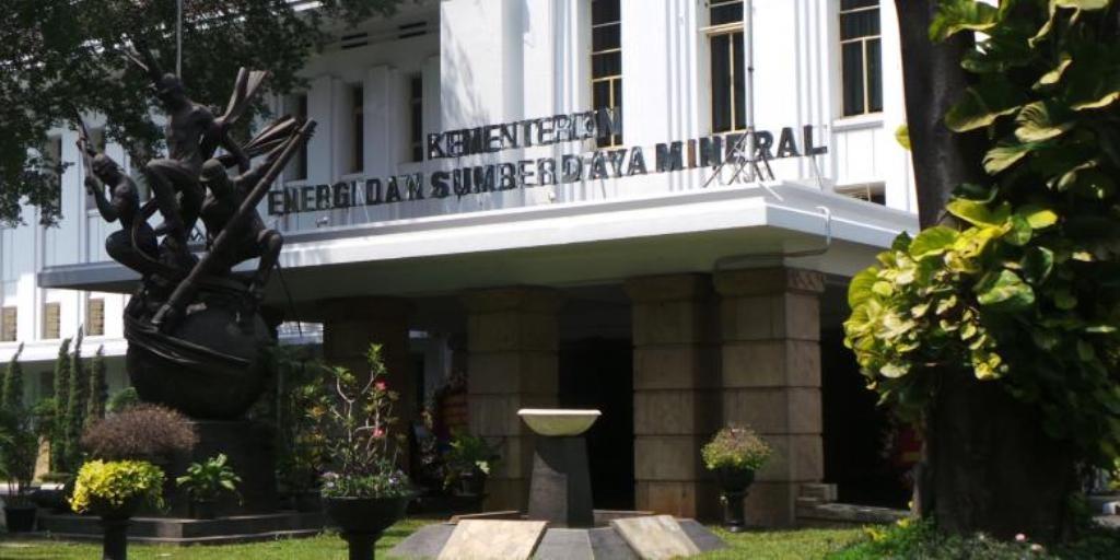 Gedung Kementerian ESDM (Foto: Setkab)